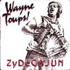 ZyDeCajun album cover