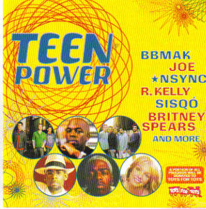 Teen Power (Zoomba) album cover