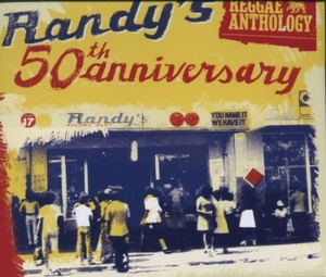 Randy's 50th Anniversary album cover