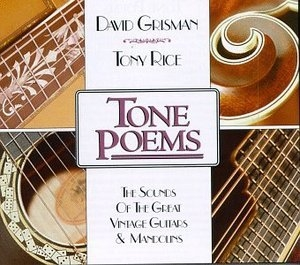 Tone Poems album cover
