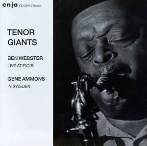 Tenor Giants (Live) album cover