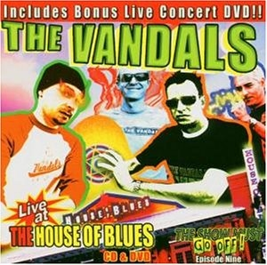 Live At The House Of Blues album cover