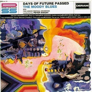Days Of Future Passed album cover
