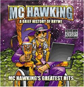 A Brief History Of Rhyme: MC Hawking's Greatest Hits album cover