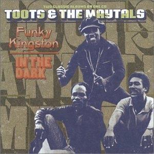 Funky Kingston (Trojan) album cover