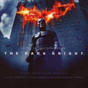 The Dark Knight: Original Motion Picture Soundtrack album cover