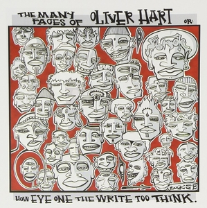 The Many Faces Of Oliver Hart album cover