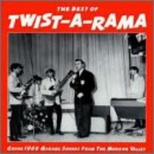 The Best Of Twist-A-Rama album cover