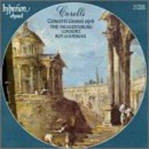 Corelli: Concerti Grossi, Op.6 album cover