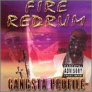 Fire Redrum album cover