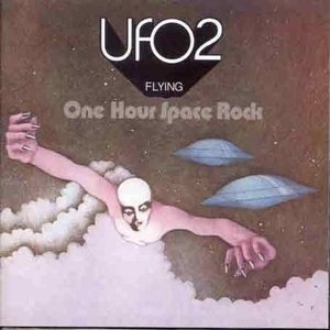 Flying: One Hour Space Rock album cover
