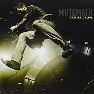 Armistice Live album cover