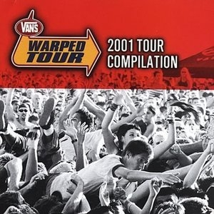 Vans Warped Tour: 2001 Compilation album cover