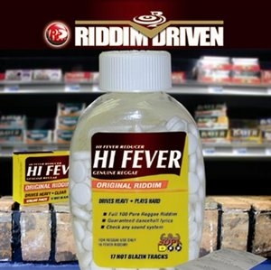 Riddim Driven: Hi Fever album cover