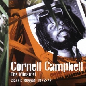 The Minstrel album cover