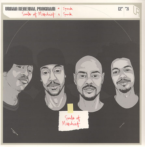Spark (Single) album cover