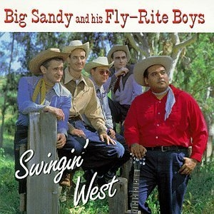 Swingin' West album cover