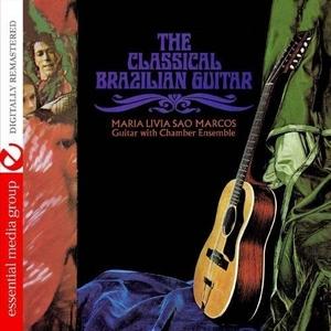 The Classical Brazilian Guitar (Remastered) album cover