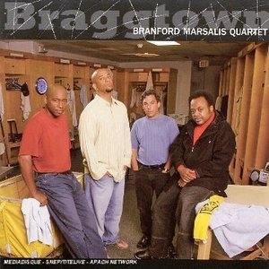 Braggtown album cover