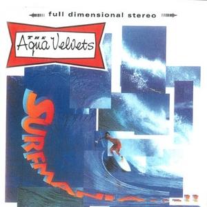 Surfmania album cover