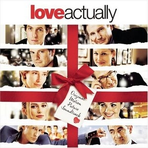 Love Actually: Original Motion Picture Soundtrack album cover
