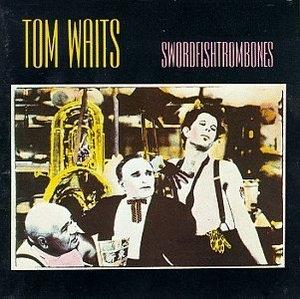 Swordfishtrombones album cover