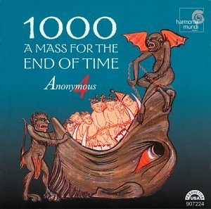 1000: A Mass For The End Of Time album cover