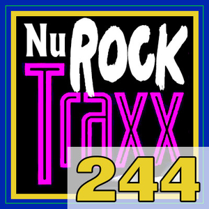 ERG Music: Nu Rock Traxx, Vol. 244 (July 2019) album cover