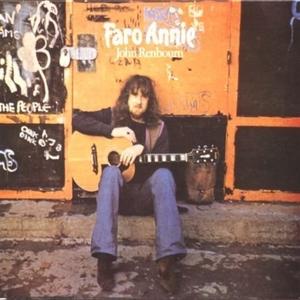 Faro Annie album cover