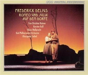 Delius: A Village Romeo And Julia album cover