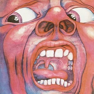 In The Court Of The Crimson King album cover