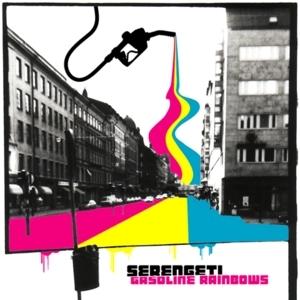 Gasoline Rainbows album cover