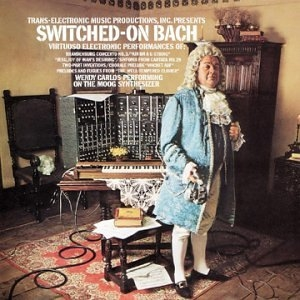 Switched-On Bach album cover