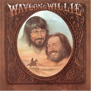Waylon And Willie (Buddha) album cover