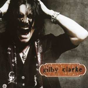 Gilby Clarke album cover
