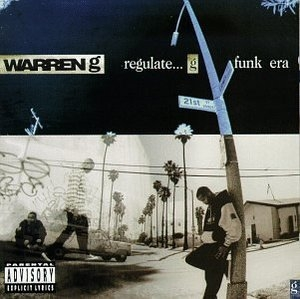 Regulate...G Funk Era album cover