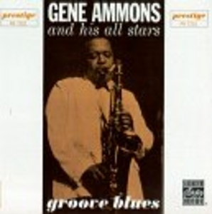 Groove Blues album cover