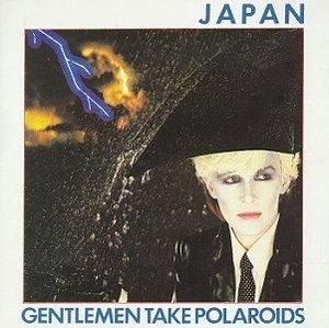 Gentlemen Take Polaroids album cover