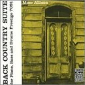 Back Country Suite album cover