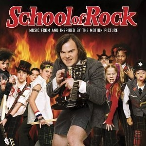 School Of Rock: Original Motion Picture Soundtrack album cover