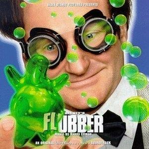 Flubber: An Original Walt Disney Records Soundtrack album cover