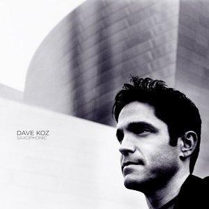 Saxophonic album cover