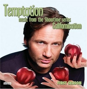 Temptation: Music From The Showtime Series Californication album cover