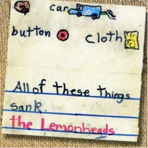Car Button Cloth album cover