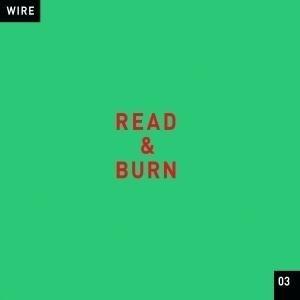 Read & Burn 03 album cover