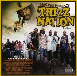 Thizz Nation Vol.2 album cover