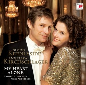 My Heart Alone: Favorite Opera Arias And Duets album cover