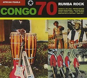 African Pearls 5: Congo 70, Rumba Rock album cover