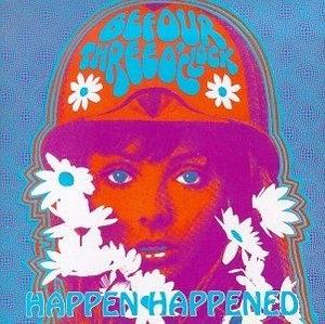 Happen Happened album cover