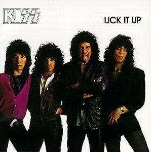 Lick It Up album cover